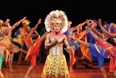 Disney The Lion King im Musical Theater Basel - Disneys The Lion King im Musical Theater Basel. Video Vorschau Teaser.