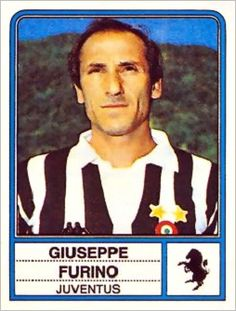 Giuseppe Furino Juventus Fc, Messi, Baseball Cards, Leo, Soccer, Album, Hs Sports, Trading Cards, Soccer Pictures