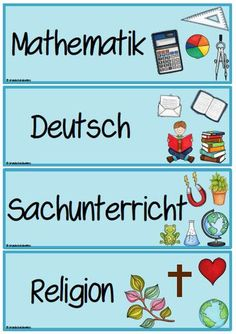 Tafelkärtchen – Grundschul-Ideenbox You are in the right place about Education Level quotes Here we Education Banner, Primary Education, Kids Education, Primary School, Physical Education, Elementary Schools, Special Education, Educational Toys For Kids, Educational Activities