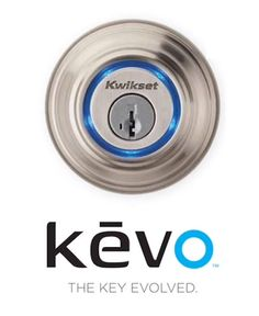 Bluetooth-Enabled Kevo Deadbolt Simplifies Home Security