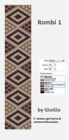 pattern peyote