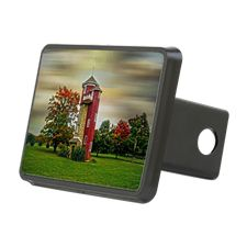 Autumn Water Tower Hitch Cover