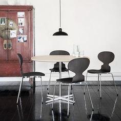 ANT アリンコチェア | Chair 椅子 | Products | ノルディックフォルム | Living Design Center OZONE