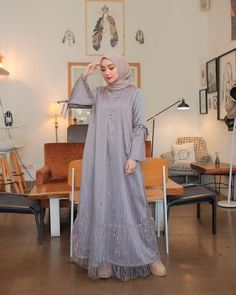 Dress Brokat Muslim, Dress Brokat Modern, Kebaya Muslim, Muslim Dress, Kebaya Modern Hijab, Kebaya Hijab, Kebaya Dress, Gaun Dress, Dress Pesta