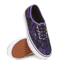 I need these vans in my life. My friends older sis has these :)