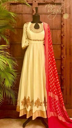 Colors & Crafts Boutique™ offers unique apparel and jewelry to women who value versatility, style and comfort. For inquiries: Call/Text/Whatsapp Indian Fashion Dresses, Dress Indian Style, Indian Gowns, Indian Designer Outfits, Indian Attire, Pakistani Dresses, Designer Dresses, Shadi Dresses, Designer Sarees