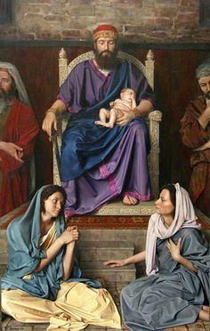 King Solomon by Slava Groshev