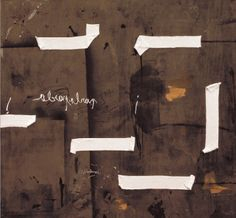Antoni Tàpies. Colección, # 3  Fecha de inauguración: 28 Abril de 2012  Fecha de finalización: 10 Junio de 2012  Organiza y/o se celebra:  - Fundación Antoni Tàpies