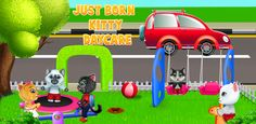 Show your PetCaring skills in this Just Born Kitty and take all the necessary care for a cute Daycare Games, Games For Kids, Free Android Games, Android Apps, Kitty Games, Yoshi, Google Play, Kitten, Family Guy