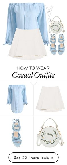 """Rosegal 2.58"" by emilypondng on Polyvore featuring rosegal"