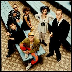 The Sugarcubes - opened for U2 1994