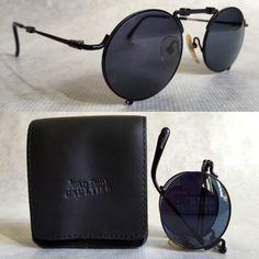 Folding Jean Paul Gaultier Vintage Sunglasses