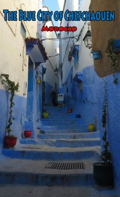 The Blue City of Che