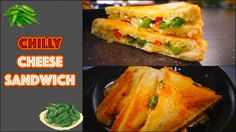 Chilly Cheese Sandwich - Spicy & Yummy - Dosa to Pizza Apple Recipes, Pumpkin Recipes, My Recipes, Crockpot Recipes, Soup Recipes, Chicken Recipes, Bread Recipes, Potato Sandwich, Sandwich Recipes