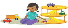 Kleuterclipart / Preschool clipart