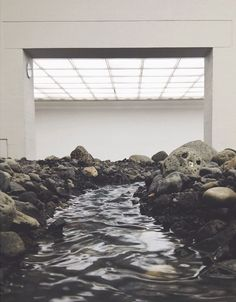 Wow.. long time since my last post. Anyways! This is too cool – I had to make a post !Olafur Eliasson – RiverbedThis work of art is ready to be visited at Louisiana Museum of modern art…