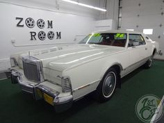 1976 Lincoln Continental Mark IV for sale at First City Cars and Trucks in Rochester, NH