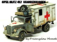 Opel Blitz 4x2