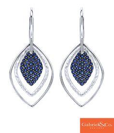 Trevijewelry Gabriel Co Tiffany Earrings Sterling