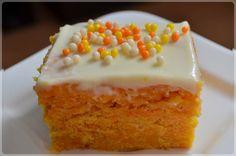 Carrot pie // Ciasto marchewkowe