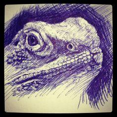 sketch. pen on paper