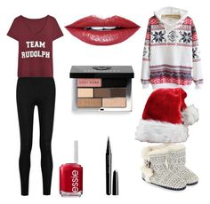 """""""Untitled #2"""" by lildcon on Polyvore featuring beauty, Donna Karan, Accessorize, Essie, Fiebiger, Bobbi Brown Cosmetics and Marc Jacobs"""
