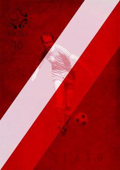 BEST OF POLAND – FOOTBALL 1972 -1974    Grzegorz Lato    by Dieselfly
