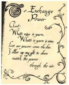 Printable Book Of Shadows Pages | Image - ToExchangePowerScan.jpg - Charmed Wiki - For all your Charmed ...                                                                                                                                                                                 More