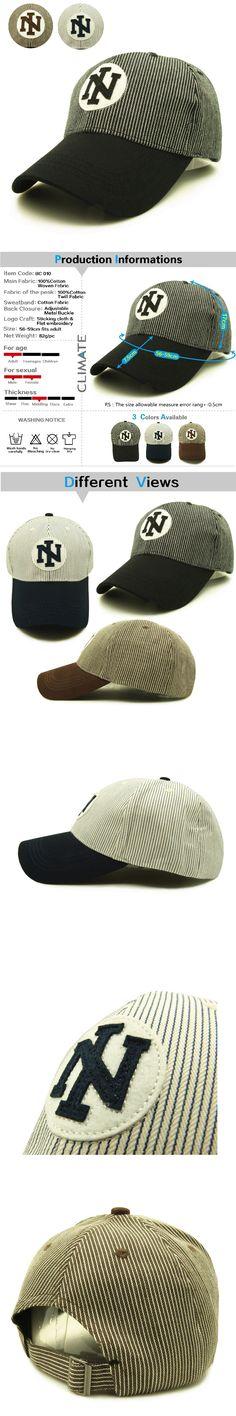 71abd1e7035 New idea sticking cloth NI letters cotton woven stripe fabric adjustable  snapback baseball caps hat gorras