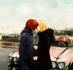 Death Note - Mello 'Mihael Keehl' x Matt 'Mail Jeevas'