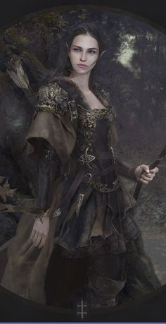 Eve Ventrue (detail)