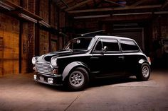 Could not be more appropriate for Mini Monday, let us all celebrate one of the most iconic British sports cars of all time... in honor of the marque, here is a 1967 Morris Mini Cooper S Sprint. #57yearsofMINI #mini #minicooper #britishsportscars #minisprint #woodandpickett