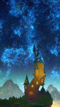Kingdom Hearts Wallpaper, Heart Wallpaper, Fantasy Landscape, Fantasy Art, Final Fantasy, Roxas Kingdom Hearts, Kindom Hearts, Game Concept Art, Wallpaper Downloads