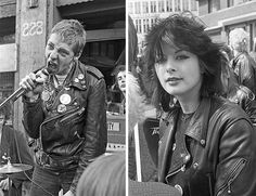 Photos of Amsterdam's First Young Punks