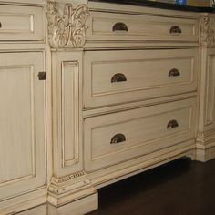 Glazed Cabinets Design, Pictures, Remodel, Decor and Ideas