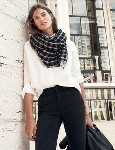Parisienne style (model: Michele Ouellet)