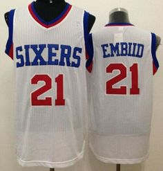 c9f8d6496 Philadelphia Cheap NBA White Joel Embiid Jersey,all shirts are AAA+ quality  and fast shipping,all the uniforms will be shipped as soon as possible ...