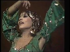 This costume! Belly Dance, Vol 1