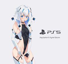 Anime Sexy, Anime Sensual, 5 Anime, Chica Anime Manga, Kawaii Anime Girl, Anime Art Girl, Super Anime, Playstation 5, Ecchi