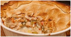This chicken pot pie recipe is a heartwarming, nourishing mixture, topped with quinoa puff pastry. It is a perfect dinner treat after a busy day. Gluten-free and vegan-friendly!