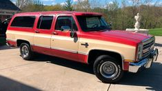 1987 Chevrolet Suburban | W231 | Harrisburg 2019 Gm Trucks, Chevy Trucks, 70s Cars, Plymouth Fury, Panel Truck, Chevrolet Suburban, Modified Cars, Rear Window, Classic Cars