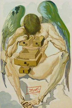 Inferno de Salvador Dalí