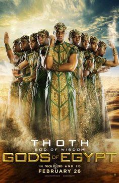 Gods of Egypt - Dois Posters & Segundo Trailer | Portal Cinema