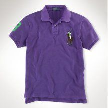 ralph lauren uomo in porpora colore big pony polo.Camicia malese standard di Polo Ralph Lauren colore melanzana, sport tessuto di cotone, si guarda fresco.Contatto preferito:Annapolo888@gmail.com