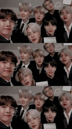 Wᥲᥣᥣρᥲρᥱrs Kρoρ wallpapers KPOP - BTS (group) - Wattpad<br> Wαllpαperѕ de ĸpop, dorαмαѕ e тαмвéм ιcoɴѕ. Bts Jimin, Bts Taehyung, Bts Lockscreen, Foto Bts, K Pop, Namjoon, Bts Cute, Bts Group Photos, Les Bts
