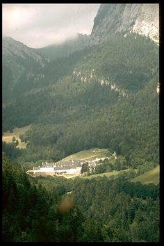 La Grande Chartreuse et le monastere