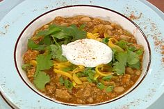 Turkey and White Bean Chili Recipe : Emeril Lagasse : Food Network - FoodNetwork.com