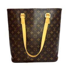 98a3cf9d5ad1 Louis Vuitton Monogram Vavin Monogram Canvas GM Brown Tote Bag Louis  Vuitton Shopper