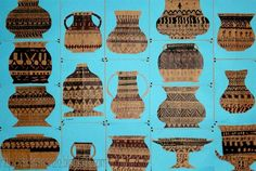 Ancient Greek Pottery Patterns Ancient greek pottery for kids Artists For Kids, Art For Kids, Pottery Lessons, Greece Art, Greek Pattern, Pottery Patterns, Ancient Greek Art, 6th Grade Art, Roman Art