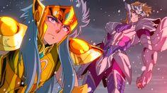 Saint Seiya Soul of Gold